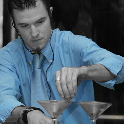 Clinton Weir - Cocktail & Flair Bartender152